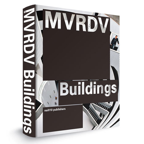 Five MVRDV Buildings books to be won