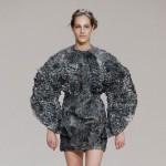 Magnetic dresses by Iris van Herpen and Jólan van der Wiel
