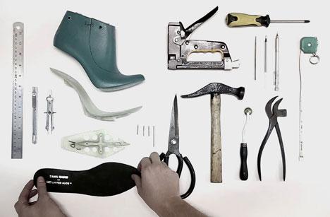 dezeen_Making of Zaha Hadids NOVA shoes for United Nude_2
