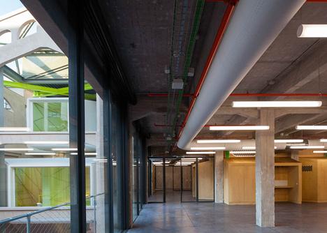 Medialab Prado by Langarita Navarro Arquitectos
