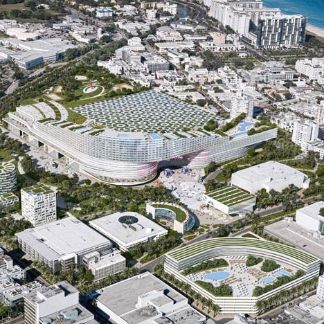 OMA lands Miami Beach Convention Center commission