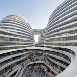 Movie: Galaxy Soho by Zaha Hadid Architects