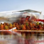 Jean Nouvel wins National Art Museum of China competition