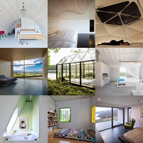 New Pinterest board: bedrooms