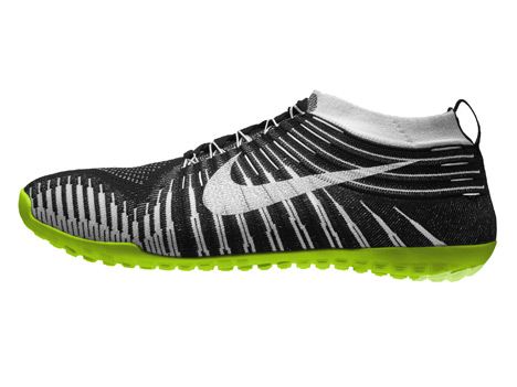 eefa708c89dec Nike Free Hyperfeel running shoe with Flyknit