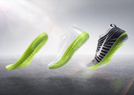 Nike Free Hyperfeel running shoe by Nike