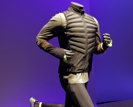 """""""Nike's ability to prescribe customised products is going to get much more important"""""""
