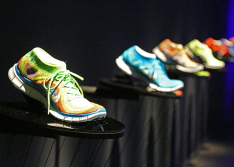 """Nike's ability to prescribe customised products is going to get much more important"""