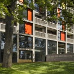 Park Hill Phase 1 by Hawkins\Brown and Studio Egret West