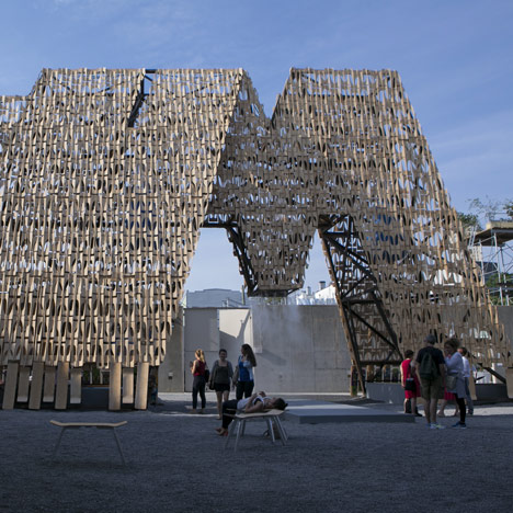 Party Wall by CODA at MoMA PS1