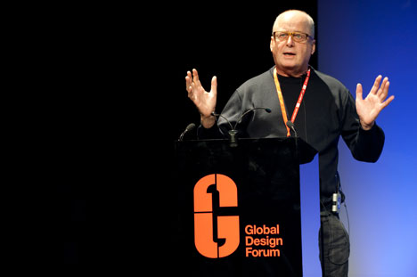 Receive 25% off tickets to Global Design Forum