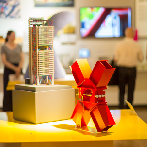 Richard Rogers exhibition tickets to be won