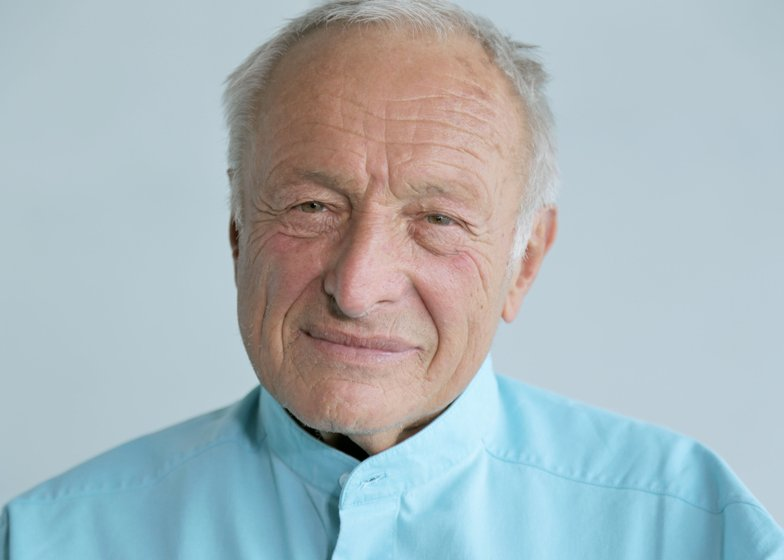 Richard Rogers. Photo: copyright Dezeen