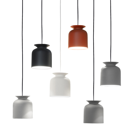 Ronde Pendant by Oliver Schick for GUBI