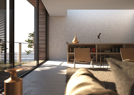 Staithe End by Henry Goss Architects