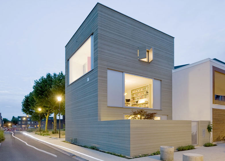 Stripe House by GAAGA