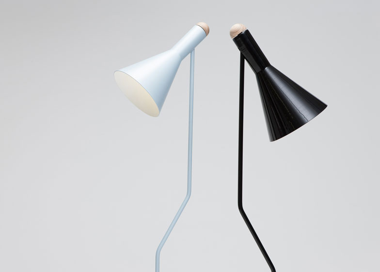 Switch floor lamp by tim webber design mozeypictures Choice Image