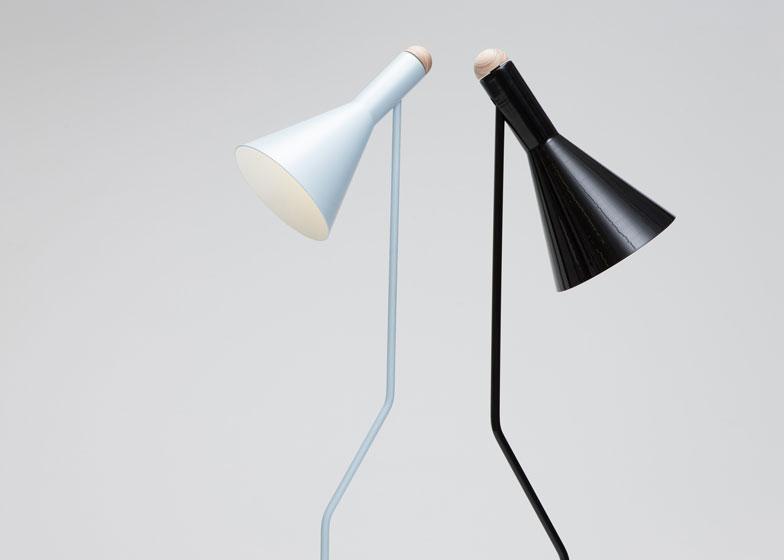 Switch Floor Lamp by Tim Webber Design