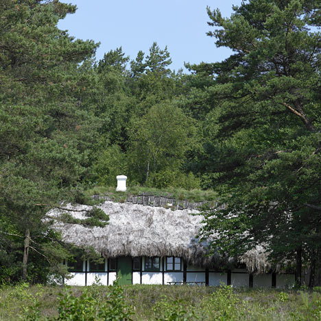 The Modern Seaweed House by Vandkunsten and Realdania