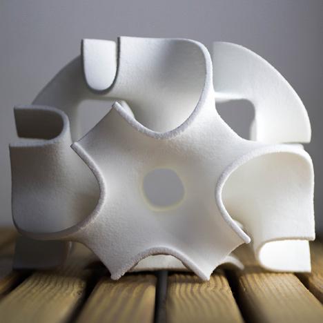 3D-printed sugar