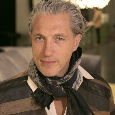 """""""We need to redesign our thinking with LED lamps"""" - Marcel Wanders"""