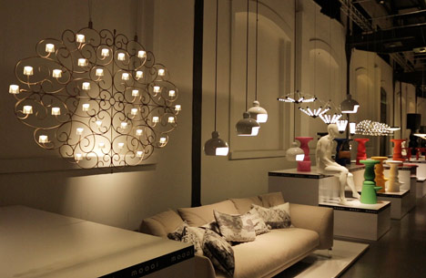 """With LED lamps we need to redesign our thinking"" - Marcel Wanders"