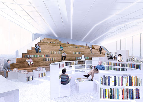 Work Starts On OMA Designed Library In Caen, France