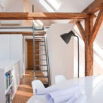 Workshop in the Attic by PL.architekci