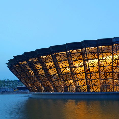 Wuzhen Theatre by Kris Yao Architects