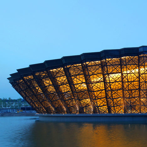 Wuzhen Theatre by Kris Yao and Artech Architects