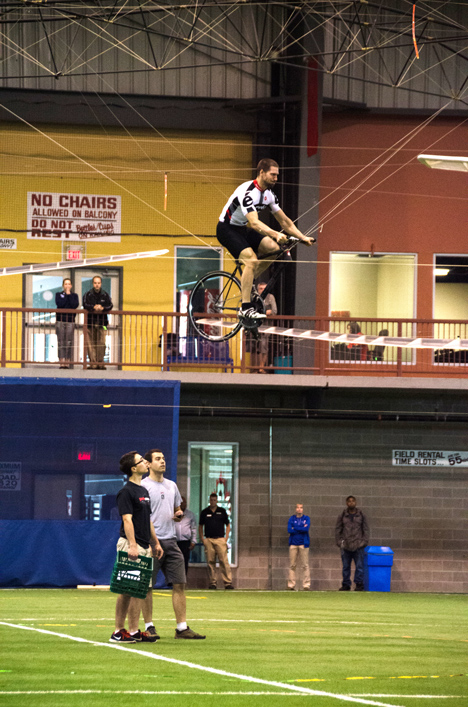 Atlas by Aerovelo - human-powered helicopter