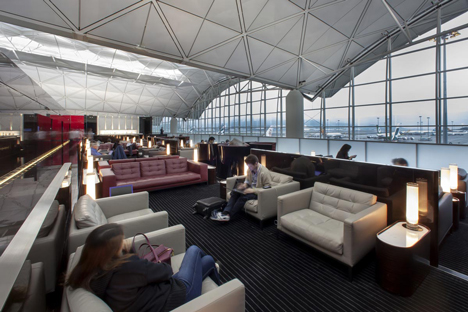 Foster + Partners designs first-class cabin for Cathay Pacific