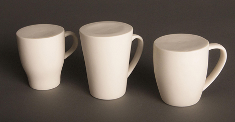 Franks' upside down Muglexia mugs