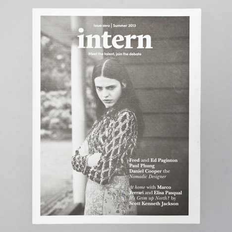 "Young people ""can't afford to work for free"" says Intern magazine founder"
