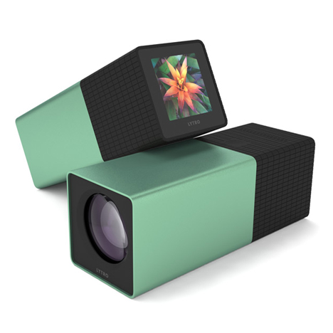 UK launch of camera you focus after shooting