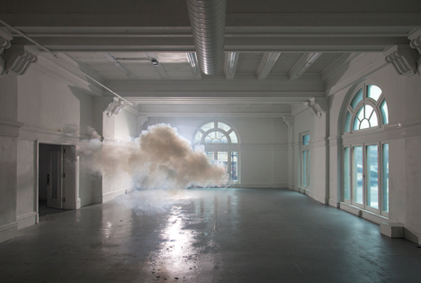 Nimbus LOT by Berndnaut Smilde