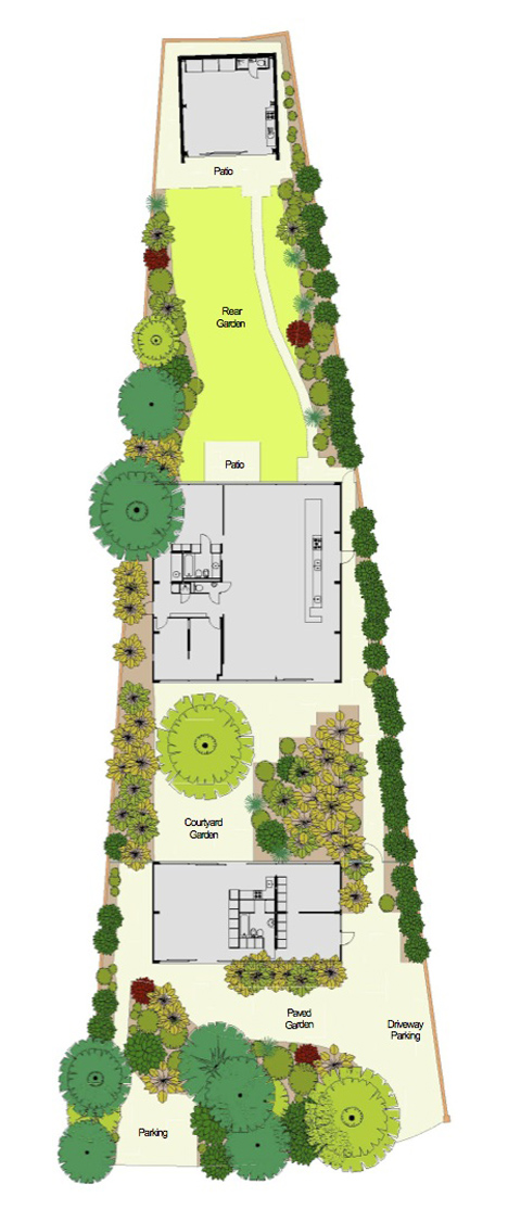 Rogers House plan