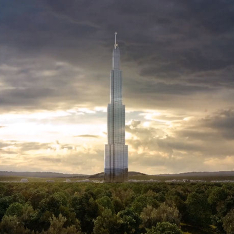 China suspends construction of world's tallest building