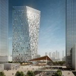 Aedas to design twisting skyscraper for Shanghai