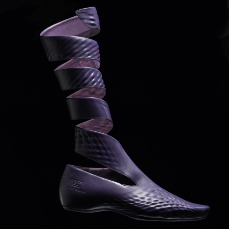 Footwear by Zaha Hadid for Lacoste