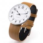 Arne Jacobsen Station and Roman watches at Dezeen Watch Store