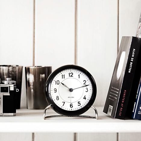 Arne Jacobsen - clock