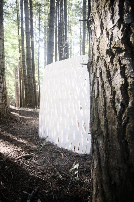 Echoviren 3D-printed architecture by Smith|Allen