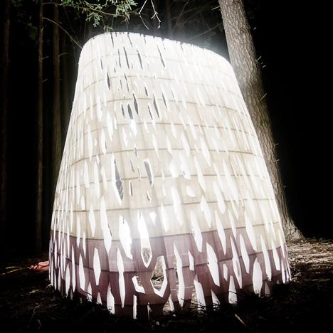Echoviren 3D printed architecture by Smith | Allen