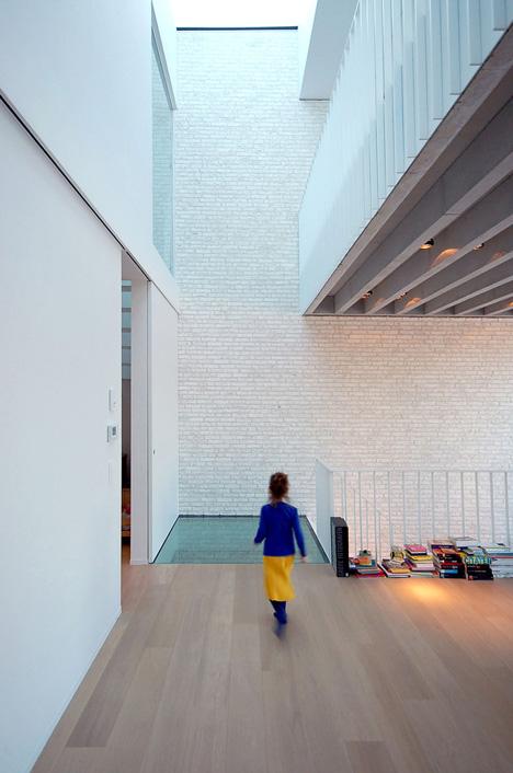 House in Mechelen by Areal Architecten