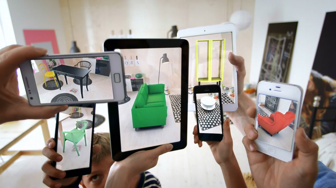 Augmented reality - Dezeen