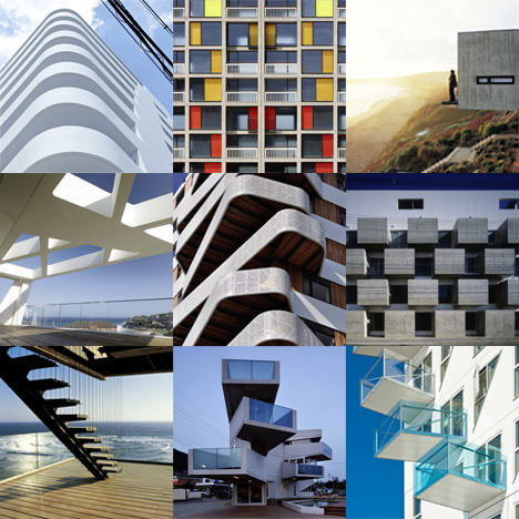 New Pinterest board: balconies