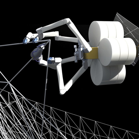 NASA develops 3D printing factory in space