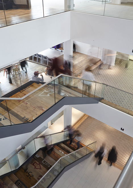ASOS Headquarters by MoreySmith