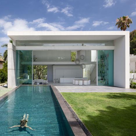 Barak House by Pitsou Kedem
